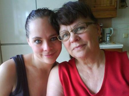 06 jag och mormor