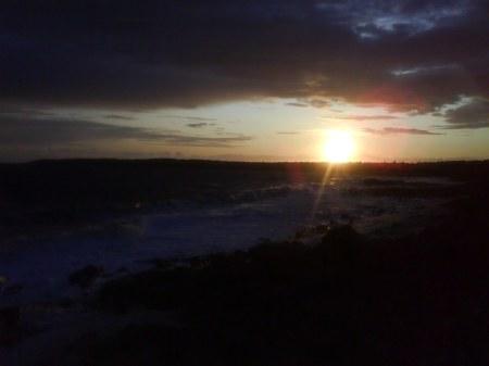 08 solnedgång
