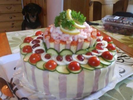 03 tårtan och nicki